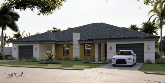 Duplex - 2404 Hightower Ave S. Lehigh Acres, FL 33973