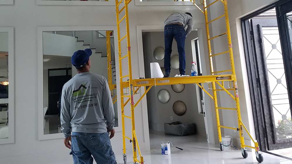Renovations 23