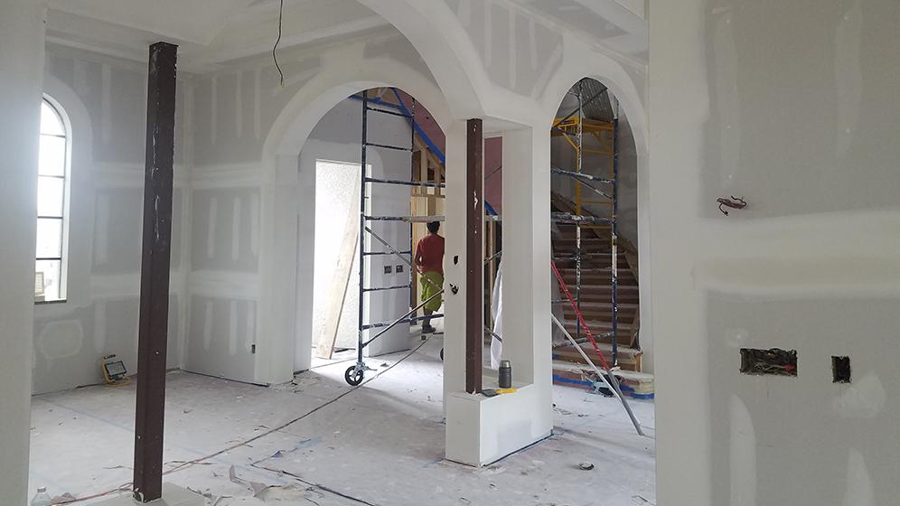 Renovations 34